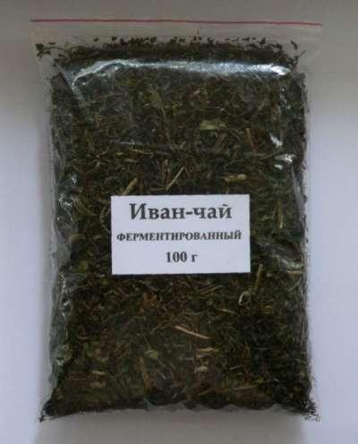 Иван-чай ферментированный -Копорский чай