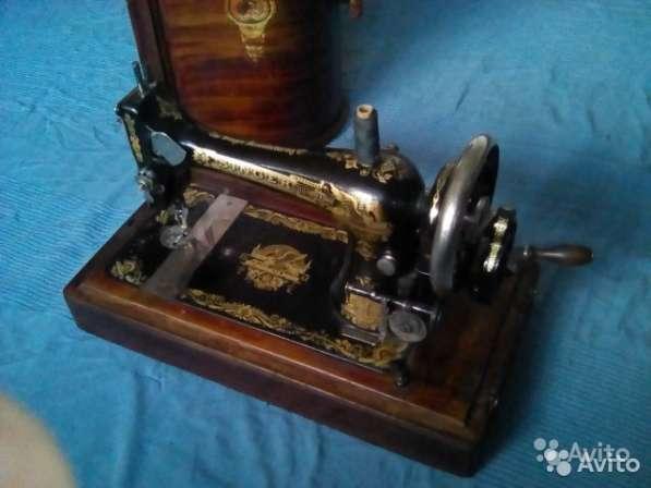 Швейная машина singer, 1910 г. в