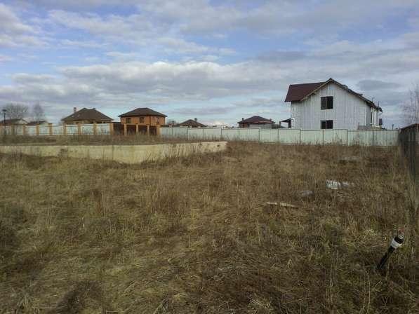 Участок 13 соток в К.П. «Высоты» рядом с Обнинском
