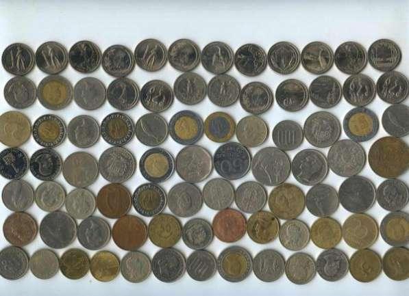 Монеты мира по 30 руб.