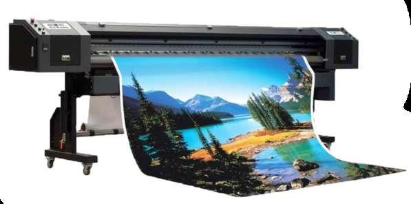 Печать баннеров и самоклейки по доступной цене