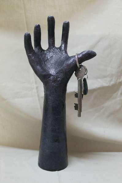 Подставка для ключей. Предметы интерьера на заказ