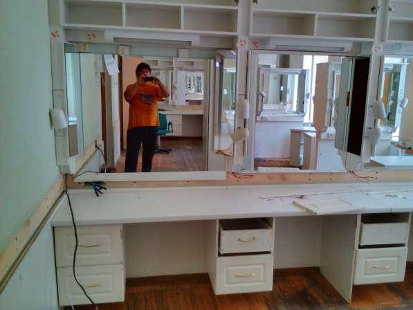 Реставрация, сборка мебели, доставка