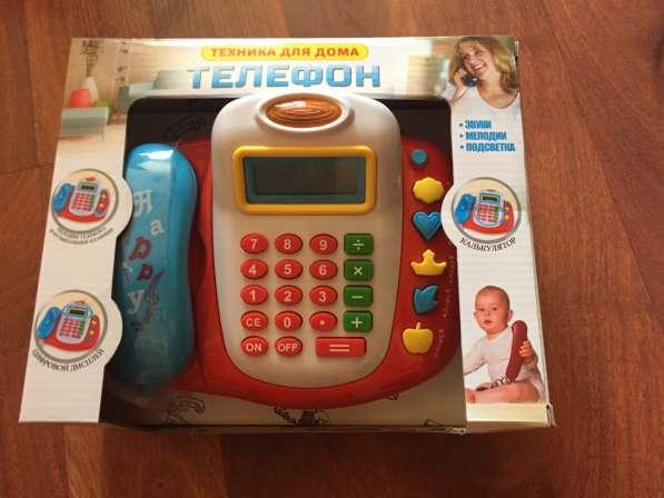 Новая Детская развивающая игрушка телефон