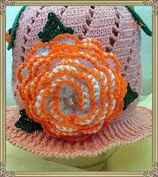 Шляпка для маленькой Леди в Энгельсе фото 3