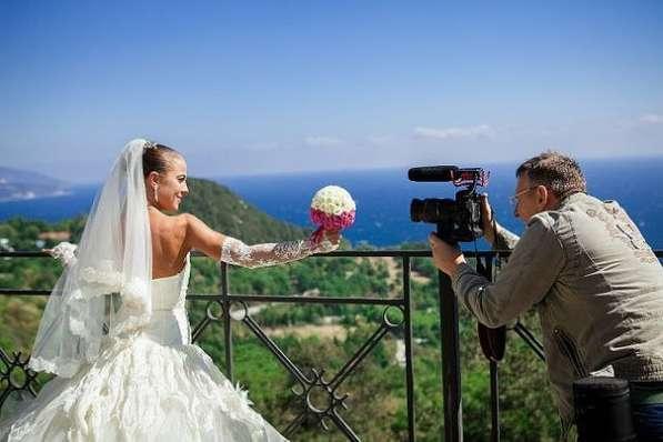 Свадебный видеограф в Ялте фото 7