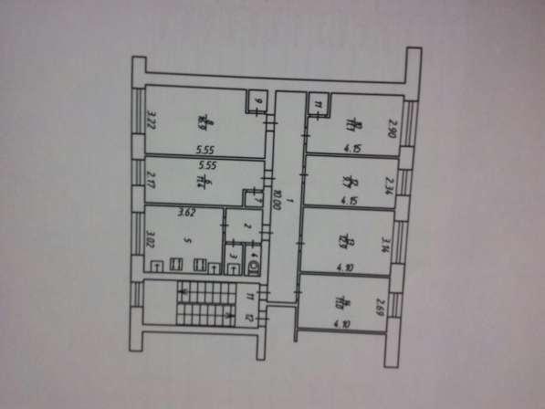 Комната в общежитии блочного типа в центре