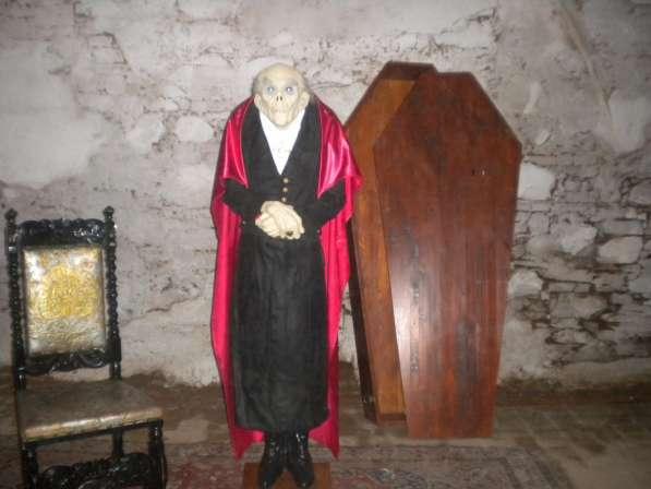 Музей вампиризма и алхимии