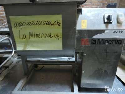 торговое оборудование Фаршемешалка La Minerva