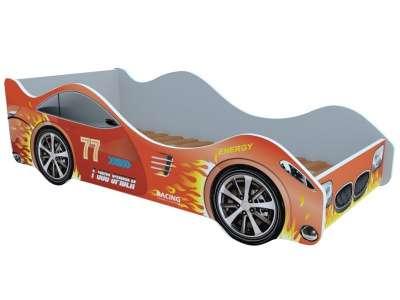 Кроватка машинка Энергия спорта
