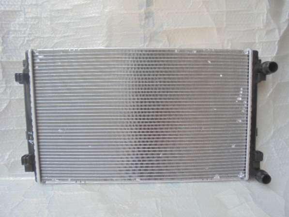 радиатор шкода ( а7 )