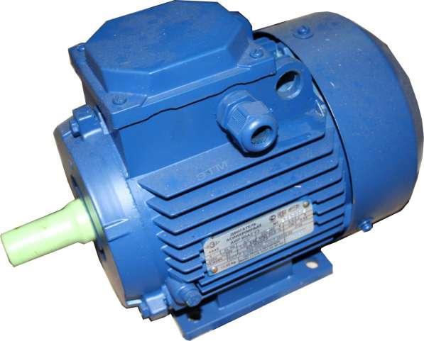 Электродвигатели АИР80