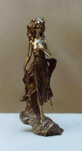 Продажа скульптуры из бронзы