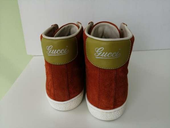 Gucci женская обувь EU 39 новые 100% authentic в фото 7