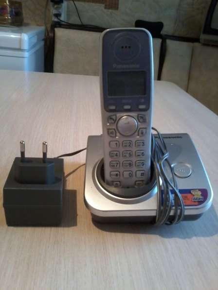 Телефон panassonic