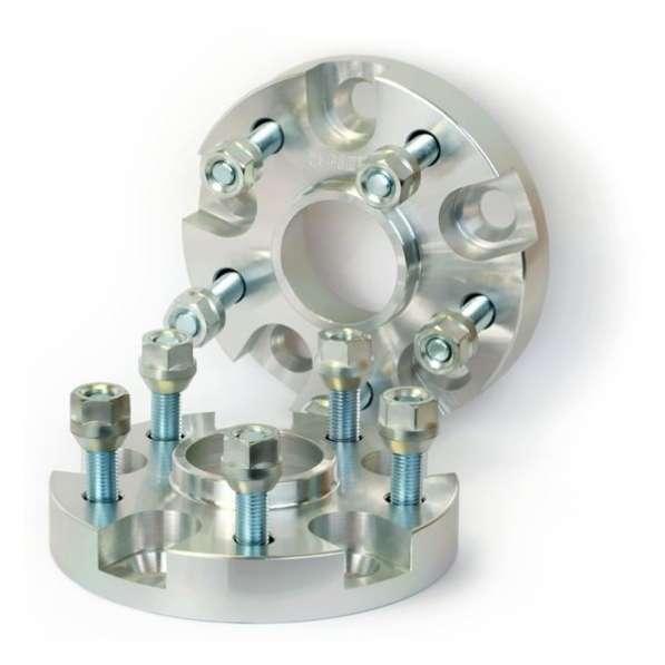 Проставки увеличения вылета колесных дисков 5х105 опель мока