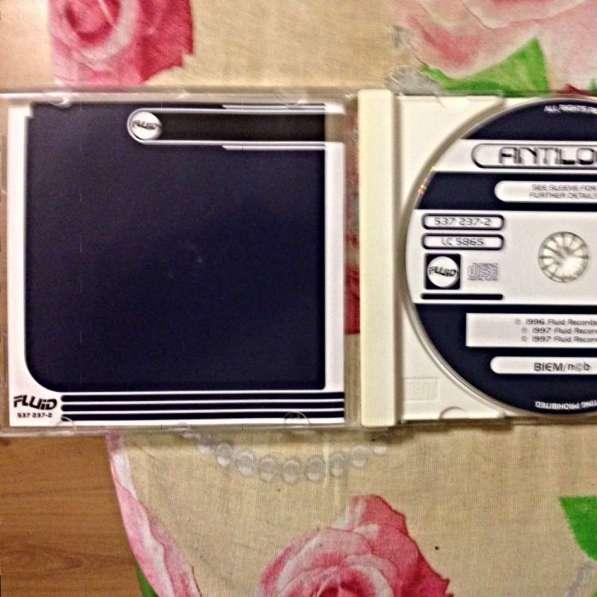 ANTILOOP - 1997 Germany 537 237-2 CD в Москве фото 3