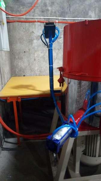 Агломератор (ПОЛУАВТОМАТ) 55 кВт, производительность 150-23