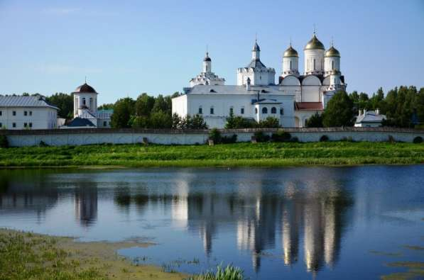 Экскурсия: Алексино -Болдинский монастырь - Дорогобуж