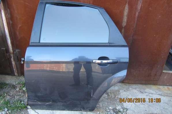 Дверь задняя левая Ford Focus 2 (2008-2011)