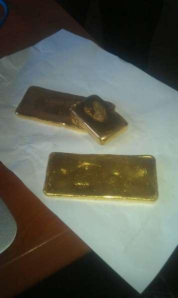 Золото, доре бары
