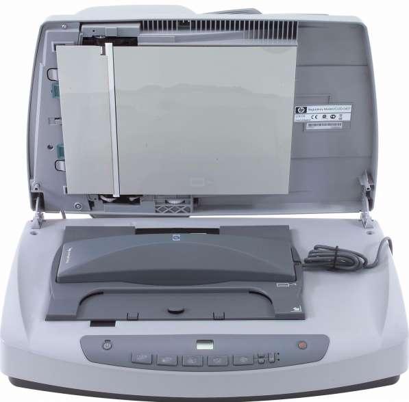 Продаю сканер HP scanjet 5590 новый