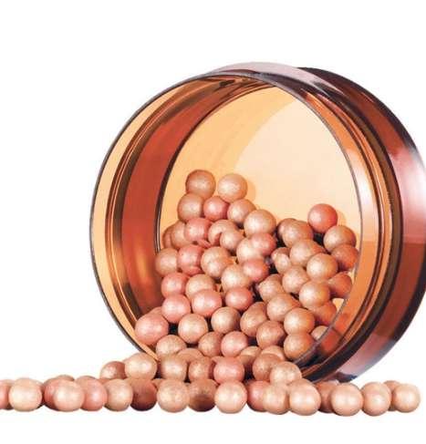 Румяна-шарики Avon Glow, оттенок Warm