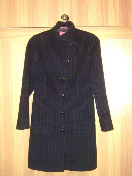 Стильное пальто на девушку размер 44-46