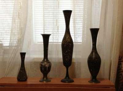 вазы индийские