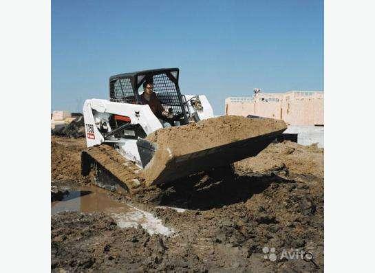 Уборка мусора, земельные работы