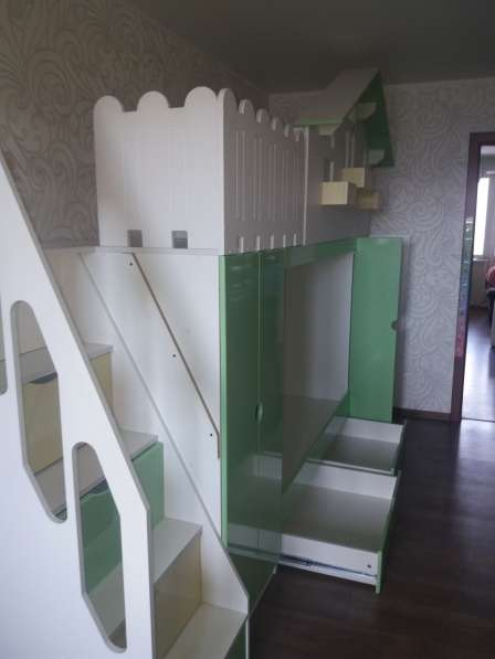 Продам двухъярусную кровать в Комсомольске-на-Амуре фото 8