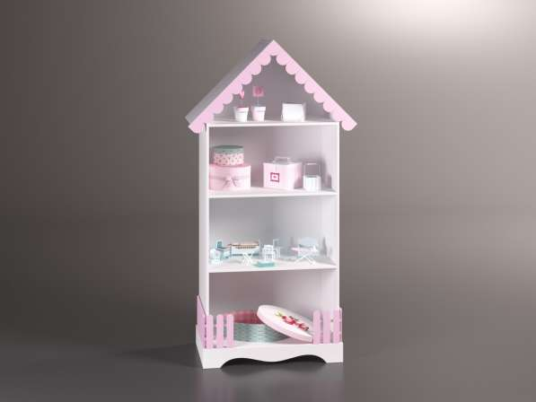 Детский шкаф
