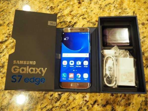 Samsung Galaxy S7 Край разблокирована Оригинальный
