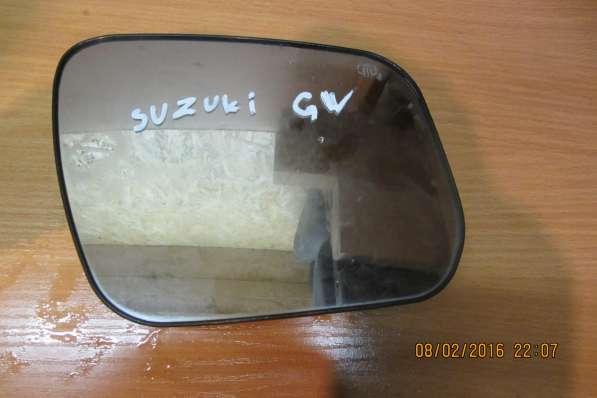Зеркальная вставка правая Сузуки Гранд Витара