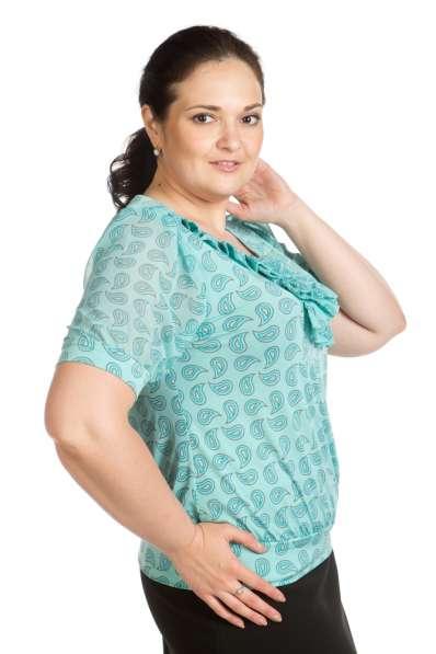 Женские блузки Bigstyle-nsk. ru в Новосибирске