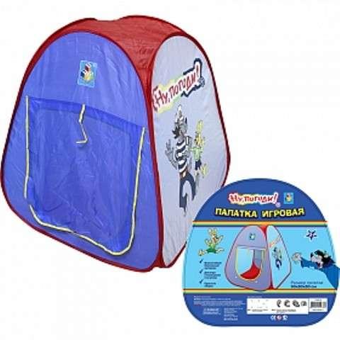 Палатка Ну погоди 90х80х80 см в сумке