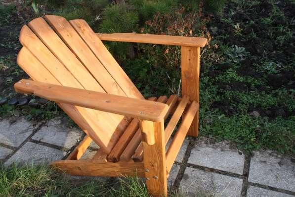 Кресло для улицы или веранды