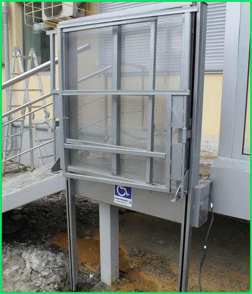 Вертикальный подъемник для инвалидов ПТУ-001 в Ростове-на-Дону фото 3