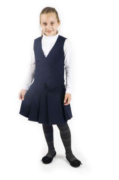 Школьный костюм для девочки начальных классов