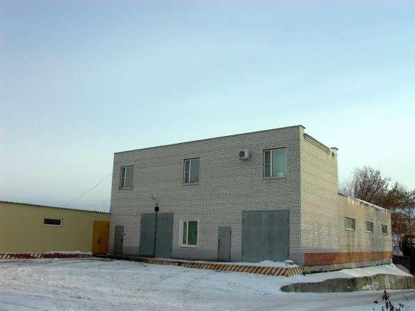 Продается производственный комплекс в г. Пенза