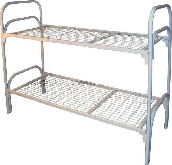 Металлические кровати для лагерей, рабочих, хостелов в Курске фото 11
