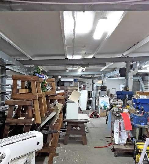 Производственно/складское помещение 296.8 м2 у метро Нарвска