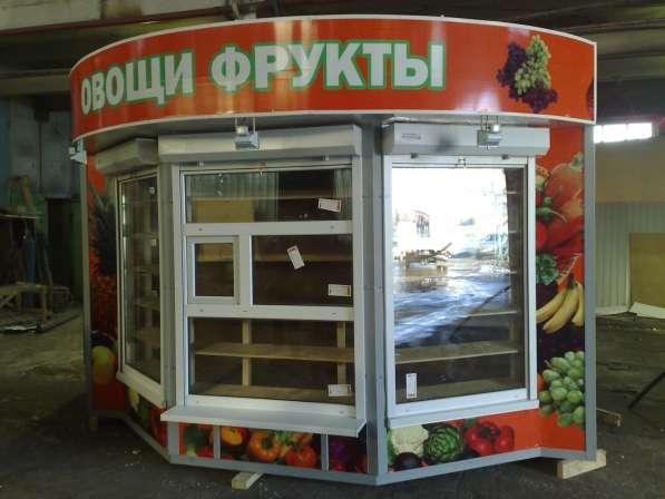 Торговый киоск 4000х2800х2700(Н) в Екатеринбурге фото 5