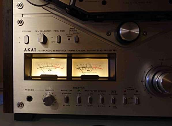 Ремонт ретро аудиотехники