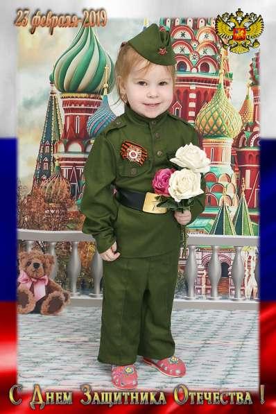 Фотосессия тема военные и весенняя в Кирове фото 11