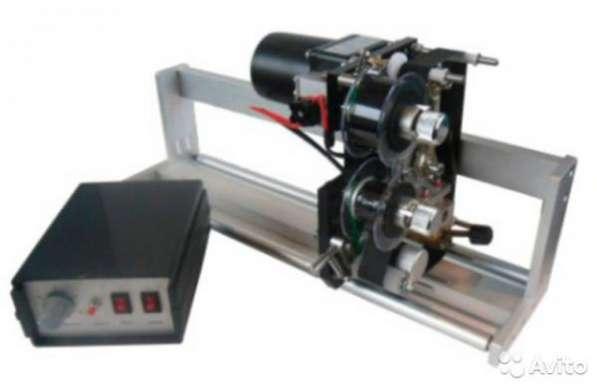 Термопринтеры(ролики и лента горячего тиснения)