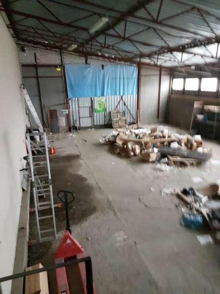 Сдам производство-склад 504 кв. м. в Красногвардейском р-не в Санкт-Петербурге фото 5