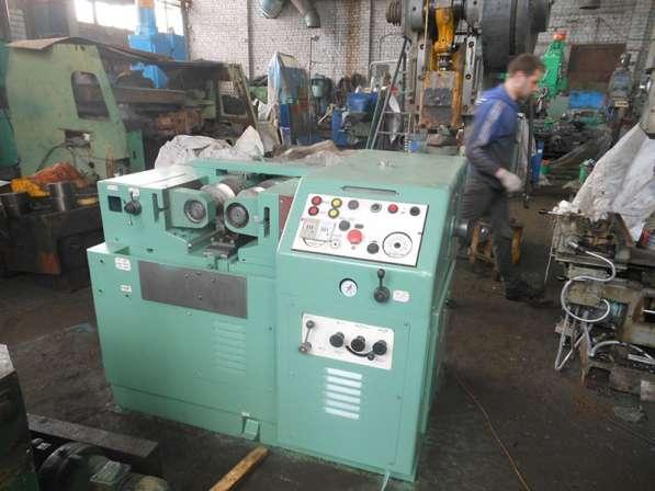 Автомат резьбонакатной модель UPW 25 х 100