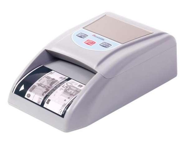 Детектор банкнот Cassida 3220 Evr полуавтомат