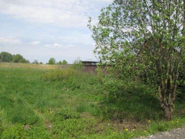 Участок 12 соток ЛПХ в д. Троица Можайском р-он 119 км от МКАД по Можайскому шоссе.